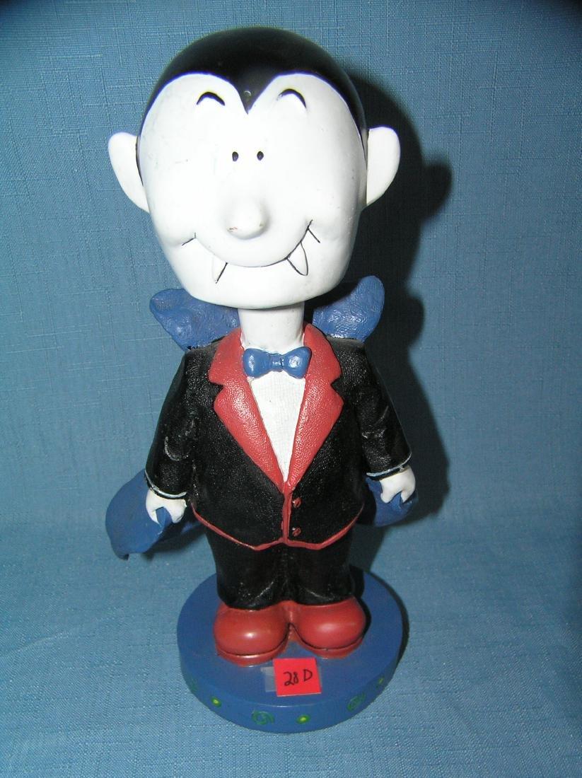 Count Dracula Bobble head figure