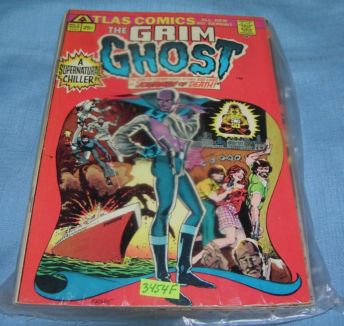 Group of vintage comic books all circa 1970's