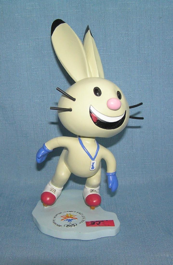 US Olympics mascot bobble head figure