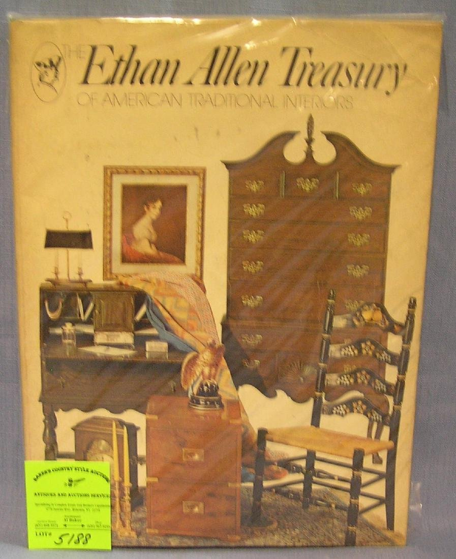 Great early vintage Ethan Allen furniture catalog