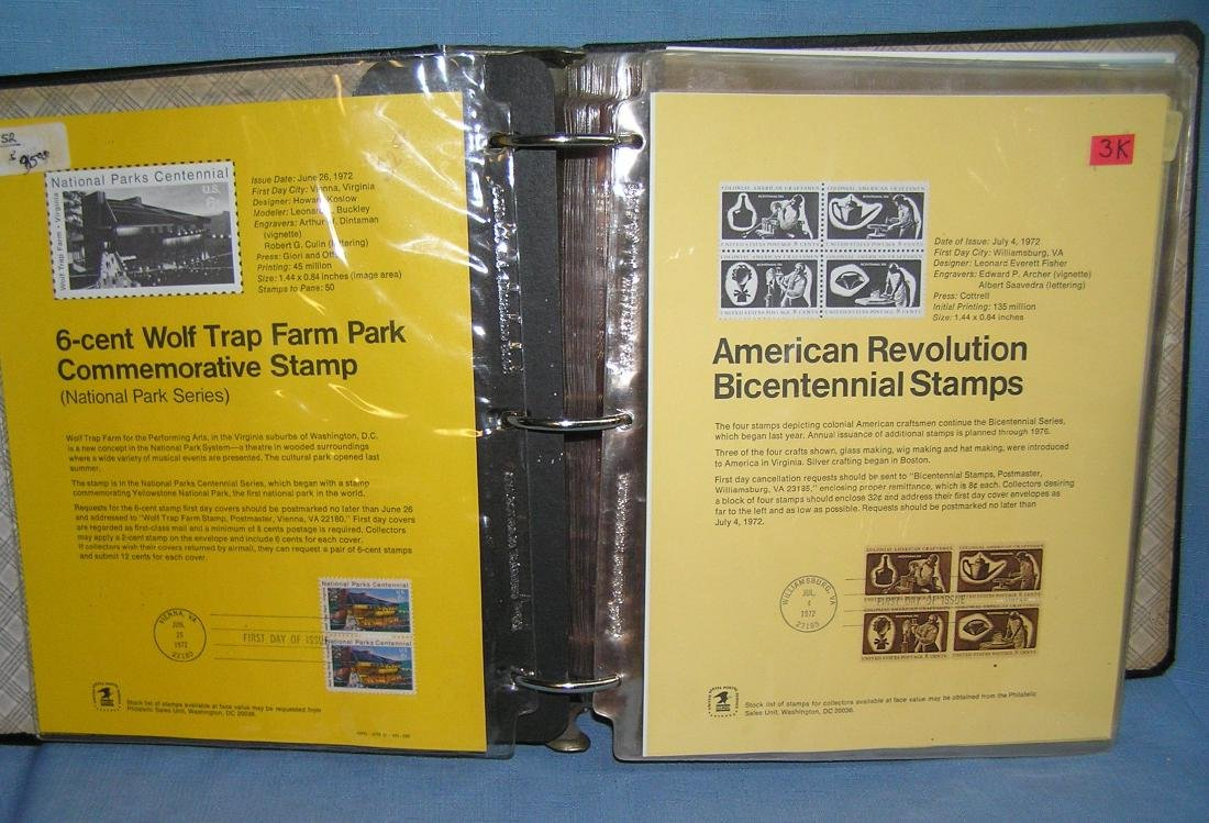 Great American stamp collection