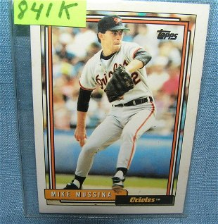 Mike Marshall Steve Sax Ron Roenicke Baseball Card Dec