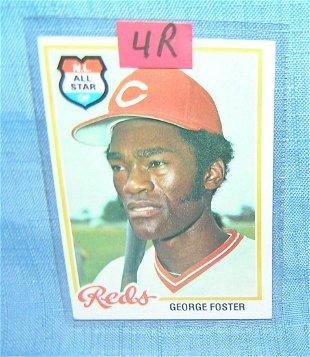 For Auction Early Keith Hernandez Baseball Card Nan On