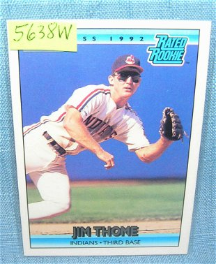 Gregg Jeffries Rookie Baseball Card Jun 26 2019 Bakers