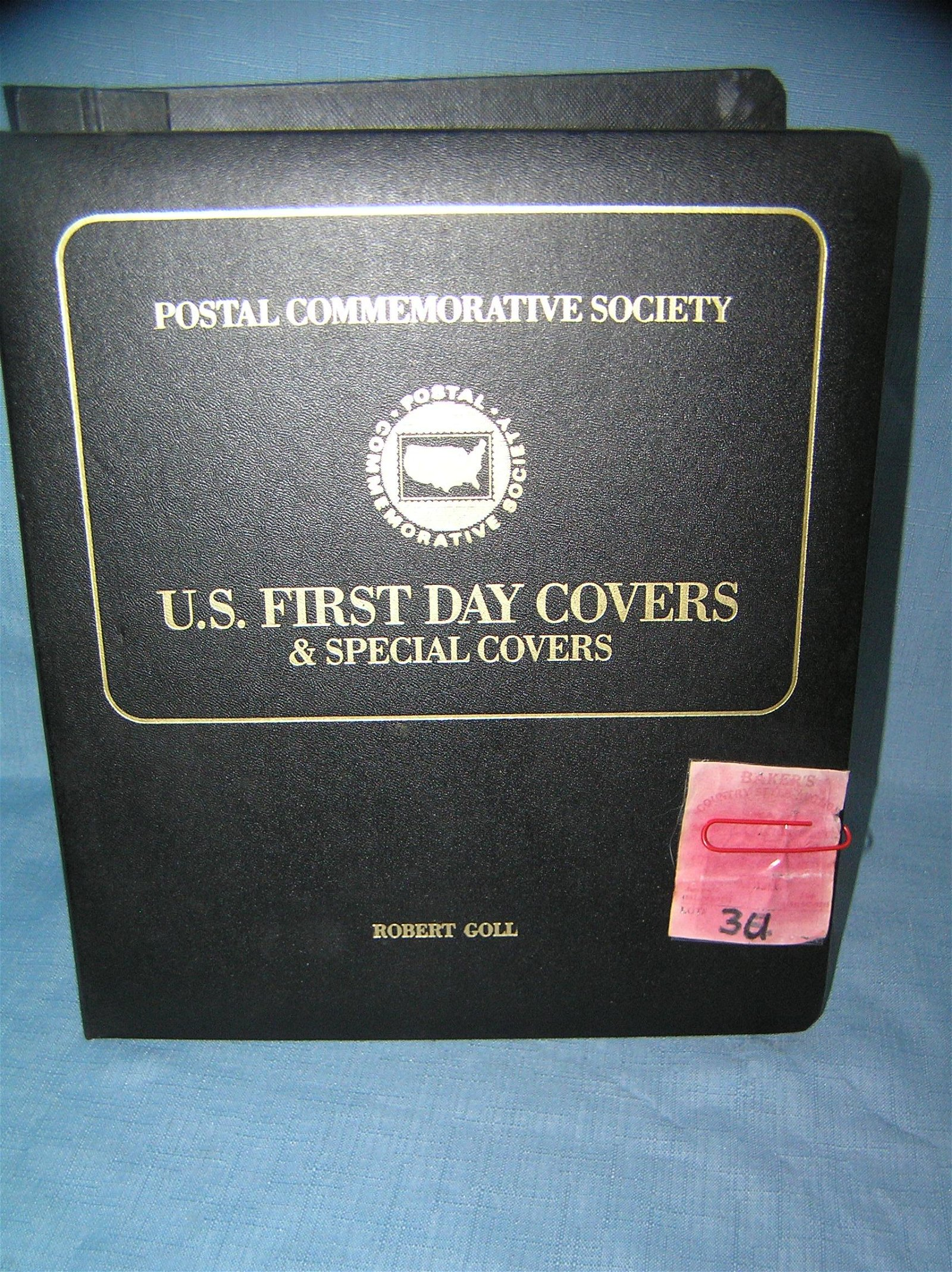 US first day covers and special covers
