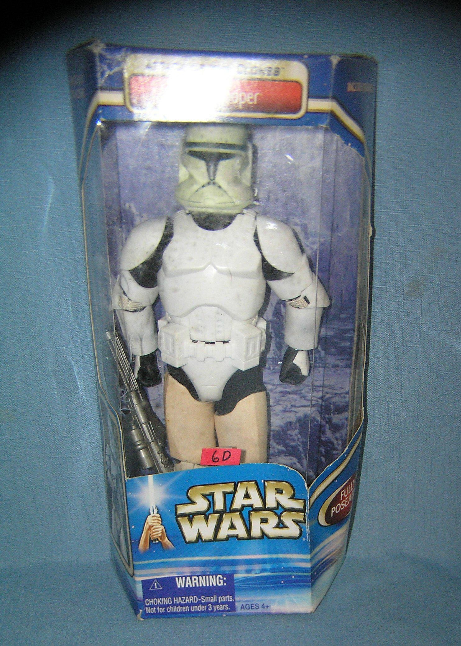 Vintage Star Wars Clone Trooper12 inch action figure