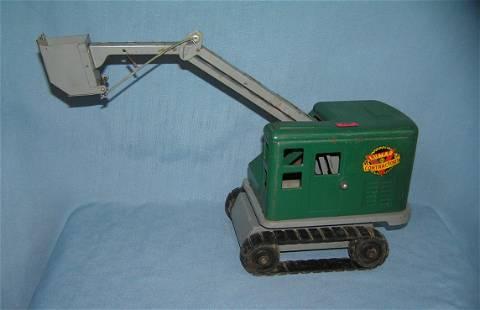 Marx all pressed steel contractors work crane