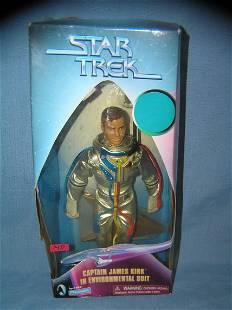 Star Trek Capt Kirk action figure with original box