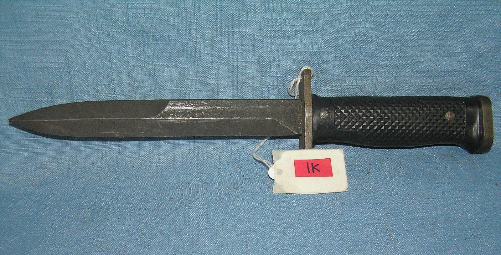 WWII US Marine Corp bayonet