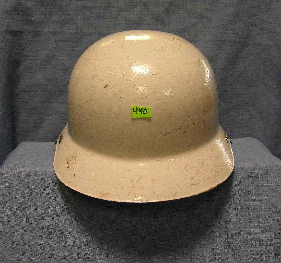 Post War German helmet