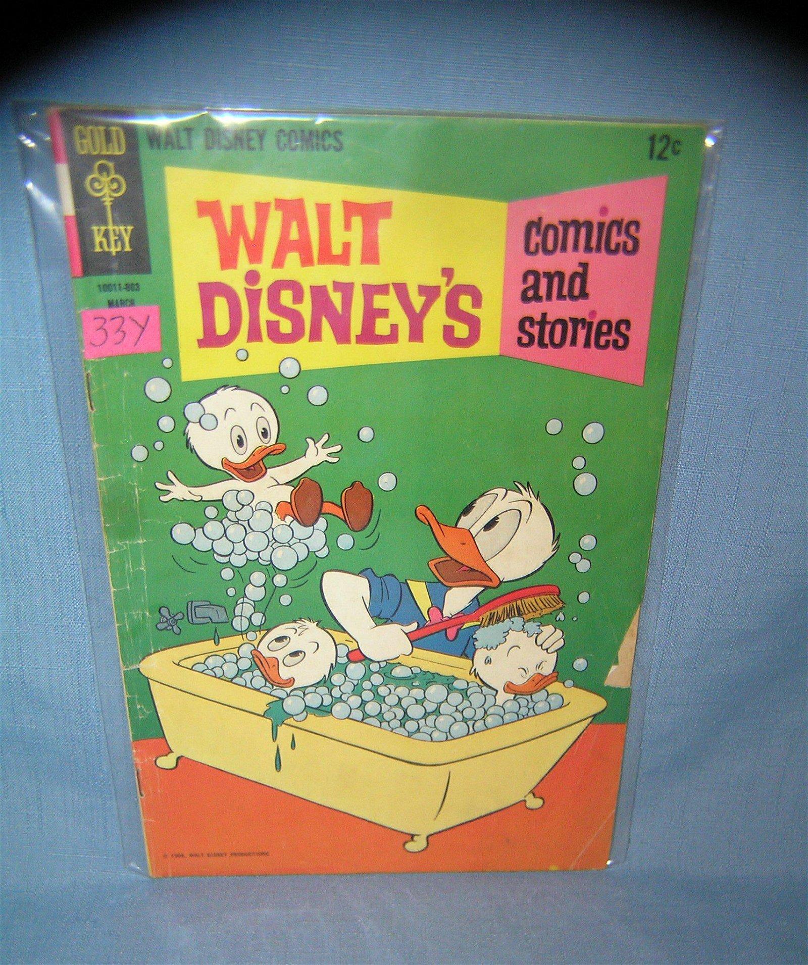 Disney's comics and stories comic book