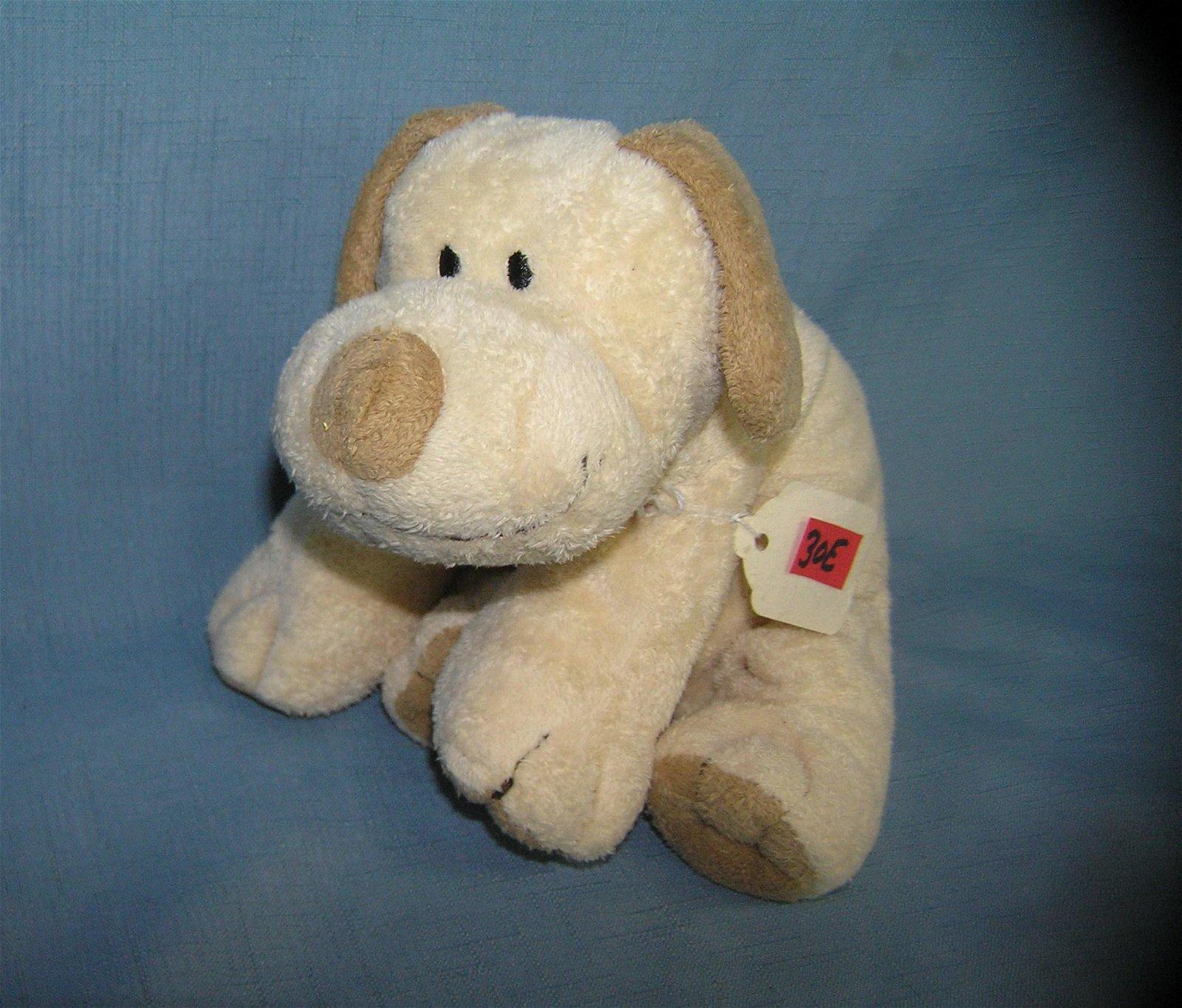 Vintage large Beanie Baby Dog