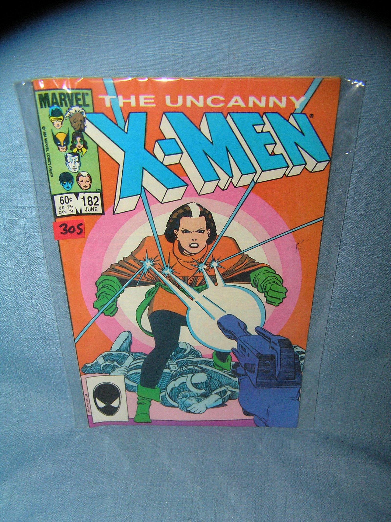 Vintage Xmen Marvel package special