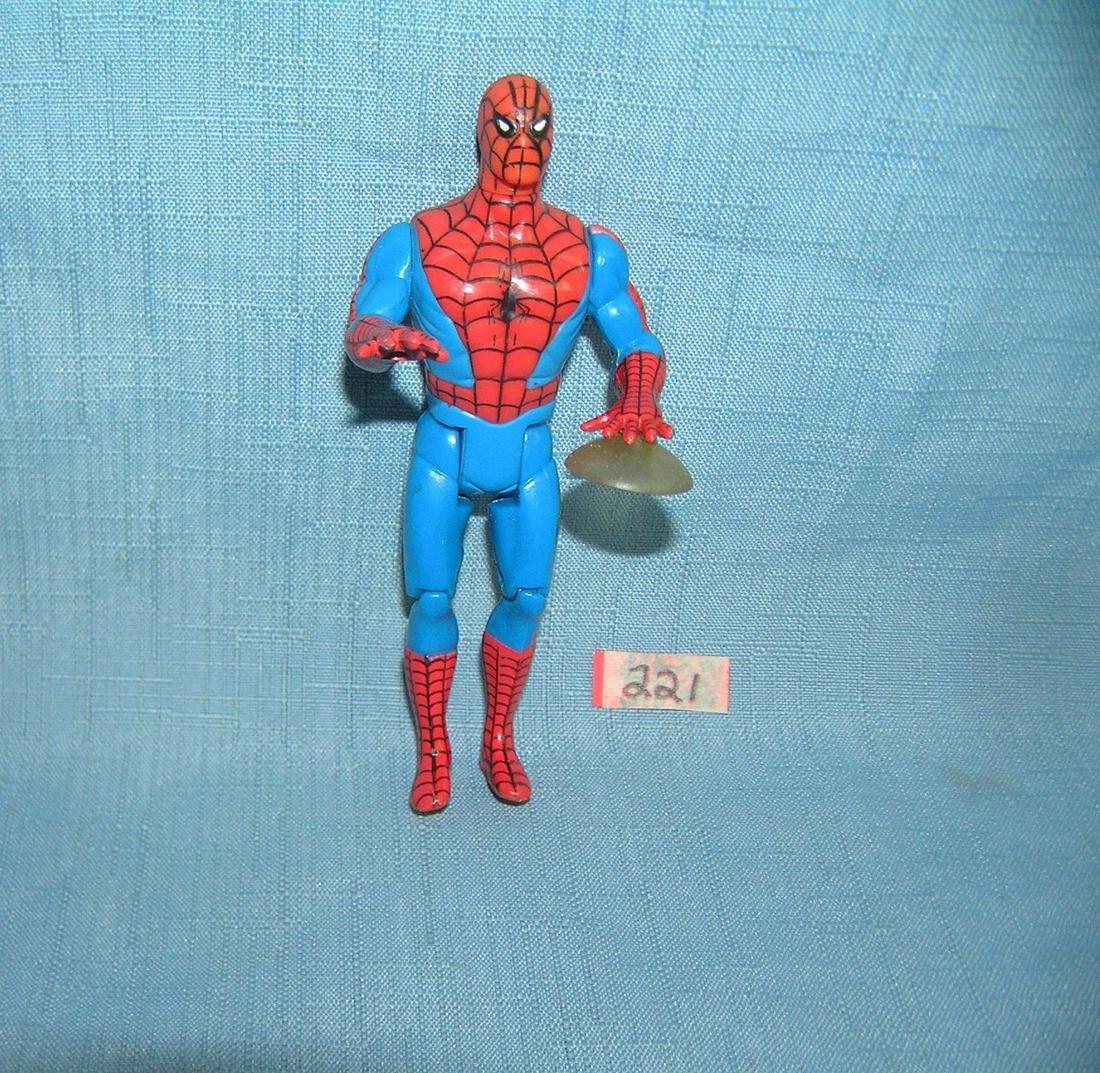 Vintage Spiderman 5 inch action figure