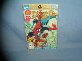 Spiderman oversized special issue comic book