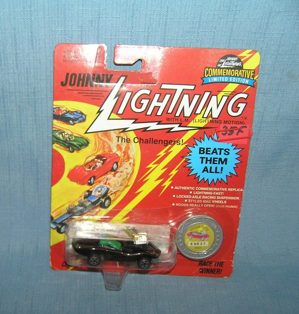 Vintage Johnny Lightning the Challengers custom car