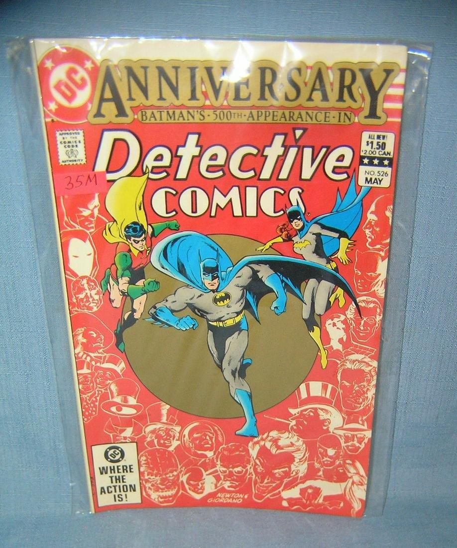 Detective Comics feat. Batman, Robin and Bat Girl