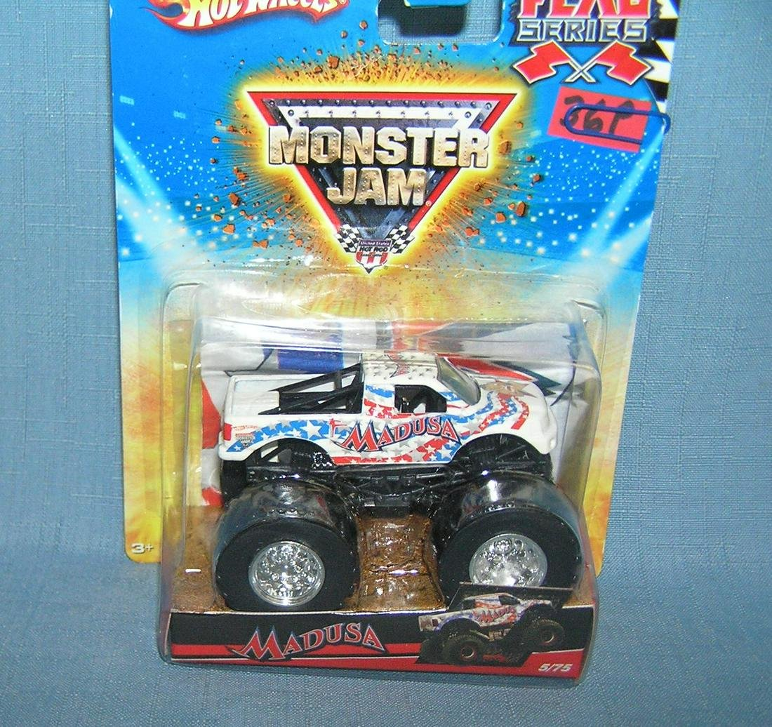 Vintage Hot Wheels Monster Jam monster truck