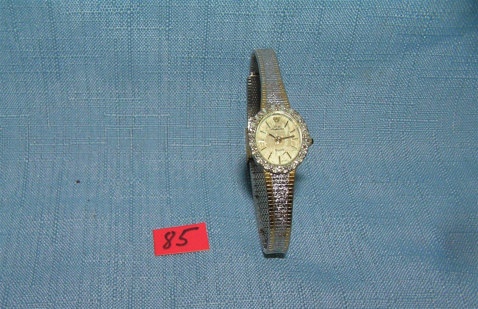 Lady Jorgenson vintage wrist watch