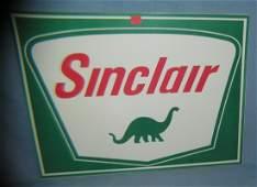 Sinclair Gasoline retro style advertising sign