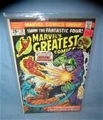 Early Marvels Greatest comics comic book
