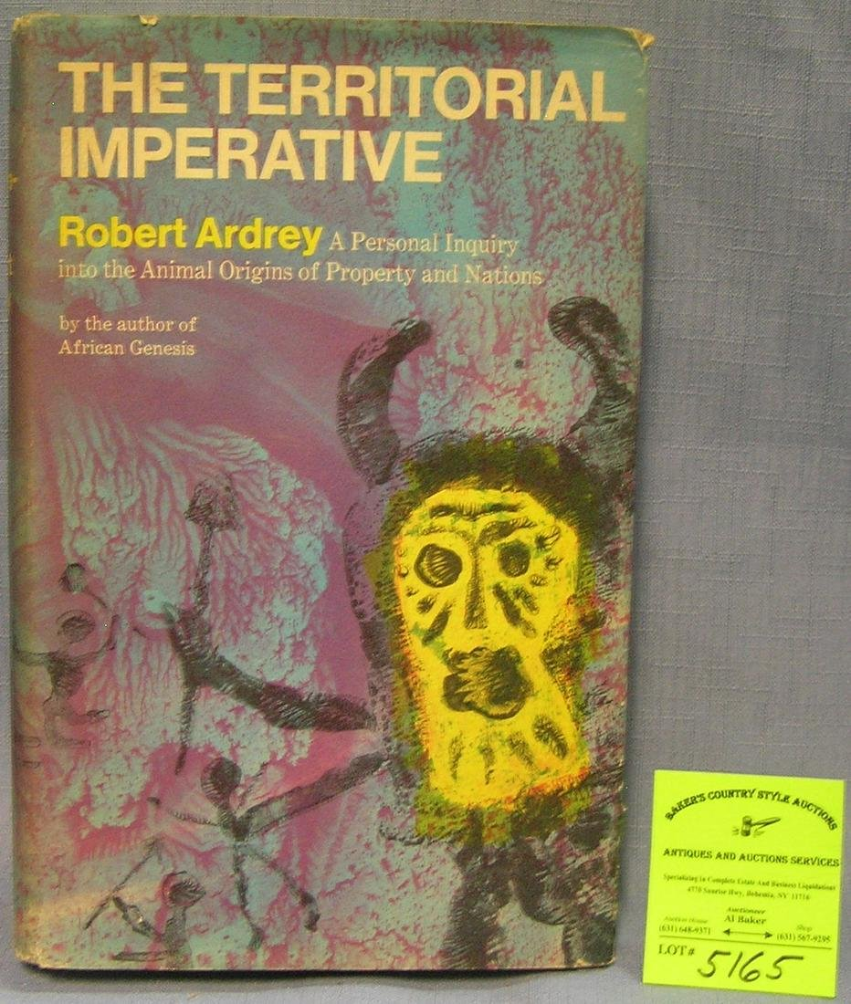 The Territorial Imperative by Robert Audrey
