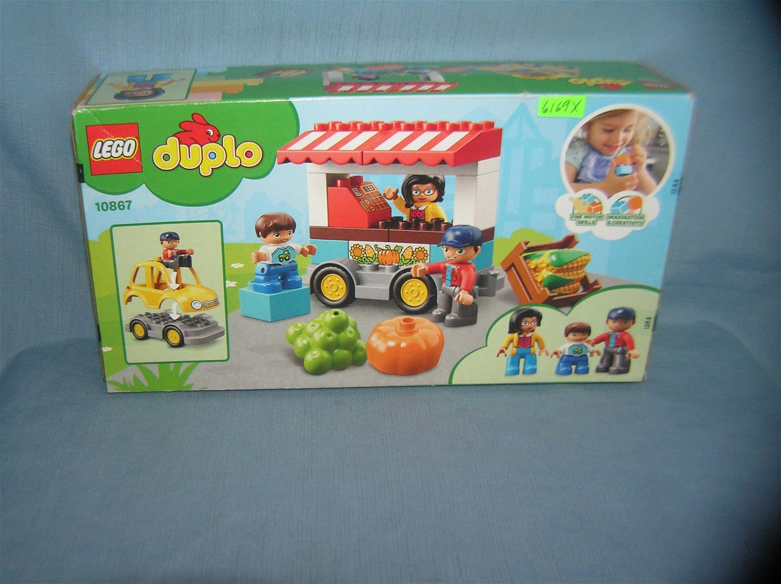 Lego play set mint in original box