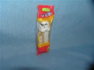 Vintage Star Wars PEZ mint in package