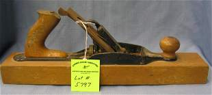 Antique Fulton tool company wood plane