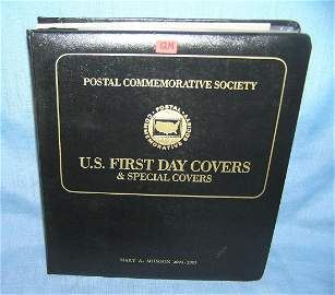 US first day stamps and cover collection