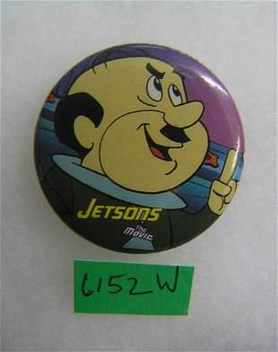 Jetson's pin back button