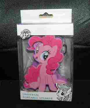 My Little Pony universal portable speaker toy