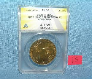 1936 Long Island tercentenary commemorative