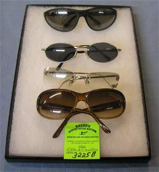 Collection of vintage eyewear inc. Nine West
