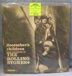 Rolling Stones December's Children record