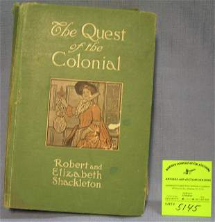 The Quest of the Colonel by Shackleton