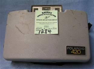Vintage Polaroid 420 land camera