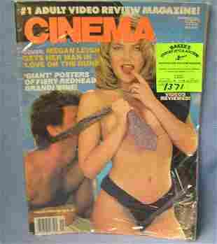Vintage men's magazine