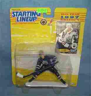 Jason Arnott hockey sports figure and sports card