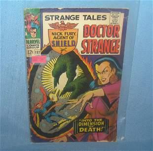 Early Strange Tales comic book