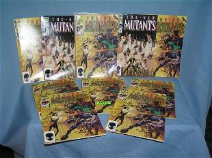 The New Mutants by Marvel Comics Group