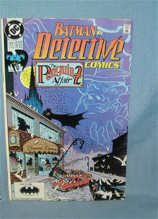 Huge collection of vintage Detective comic books