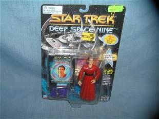 Vintage Star Trek action figure mint on card