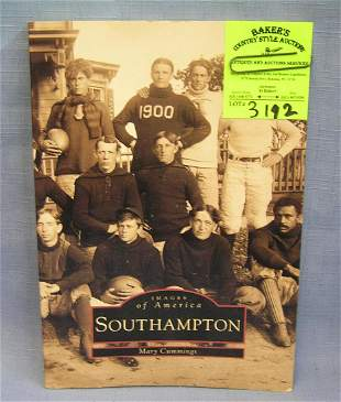 Photo book on South Hampton long island