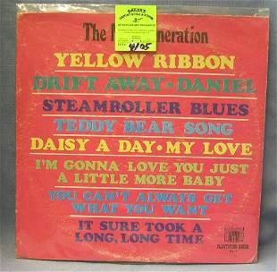 Vintage The New Generation record album