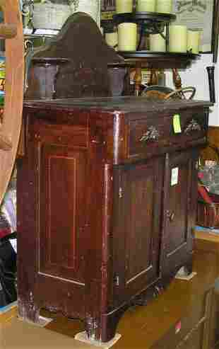 Early antique wash stand circa 1880's