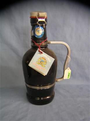 Kulmbacher Schweizerhol Brau beer stein