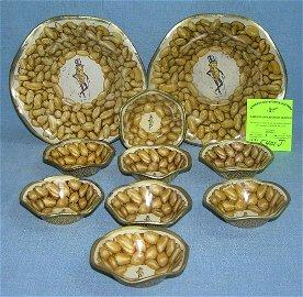 Planters Peanuts advertising peanut dishes