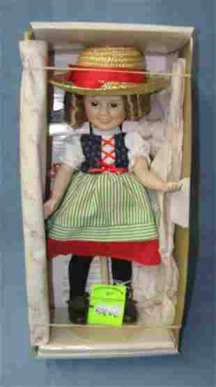 14 inch Shirley Temple doll