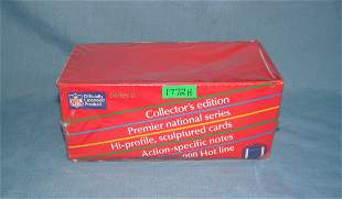 NFL collector's edition football cards